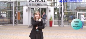 Průvodce Nemocnicí České Budějovice pro NESLYŠÍCÍ