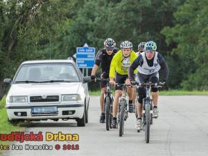Cyklistická část