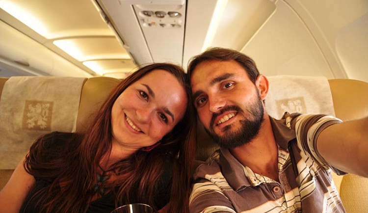 Studenti okradení v Chile se domů vrátili s Klausem