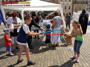 Loňská charitativní stezka pro děti