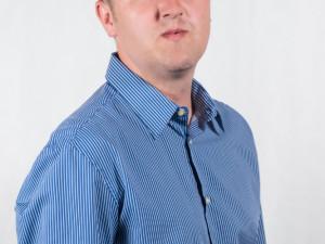 Martin Štěpánek, redaktor Jihočeské televize