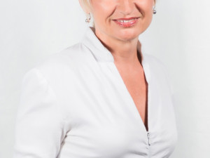 Redaktorka Jihočeské televize Vendula Kostohryzová