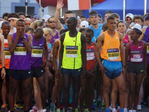 Budějcký půlmaraton