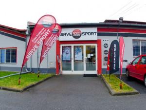 Prodejna Wave Sport