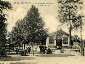 Pivovarská zahrada a restaurace