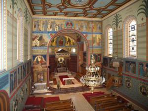 Kostel Panny Marie Růžencové