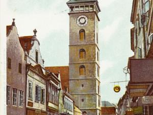 Ulice U Černé věžě