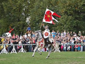 Slavnost Železné a zlaté se uskuteční v pátek 1. a v sobotu 2. září v Českých Budějovicích.