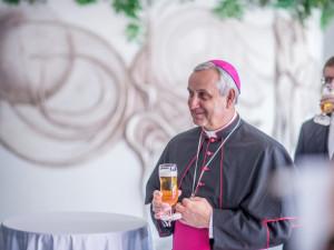 Biskup Vlastimil Kročil.