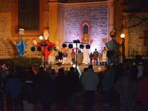 Advent v Hluboké nad Vlatavou bude letos andělský. Chybět nebude ale ani tradiční živý betlém.