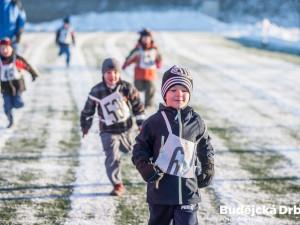 E.ON Silvestrovský běh 2016 se konal ve velkém mrazu