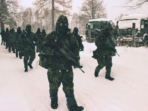 Vojáci vyčlenění do Sil rychlé reakce NATO absolvovali v Boleticích vševojskový výcvik, zaměřený na zdokonalení základních bojových dovedností jednotlivce.