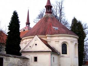 Loretánská kaple u kostela Svatého Ducha