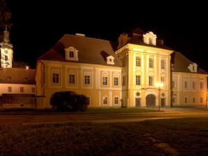Borovanský klášter.