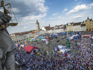 Už tuto sobotu se opět poběží půlmaraton v Česchých Budějovicích.