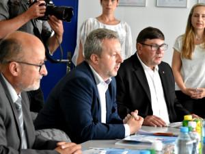 Ministr v demisi Richard Brabec českobudějovickou teplárnu.
