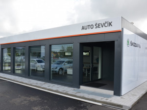 Auto Ševčí Škoda Plus