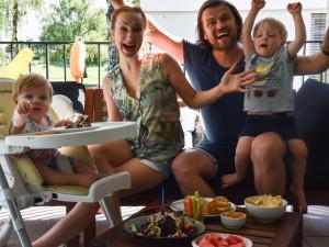 Artur slaví první narozeniny a z dvouapůlletého Vincenta se stává fakt hustej parťák.