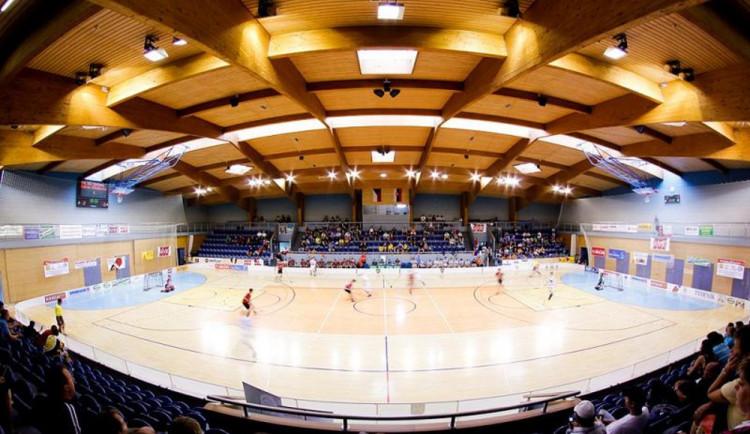 Jindřichův Hradec musel odložit plánovanou rekonstrukci sportovní haly