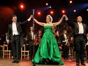 Operní galakoncert Piotra Beczały a Sondry Radvanovsky se vydařil na jedničku.