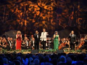 Mezinárodní hudení festival Český Krumlov.