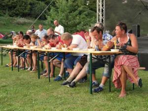 Boršovské slavnosti těstovin se uskuteční v sobotu 25. srpna.