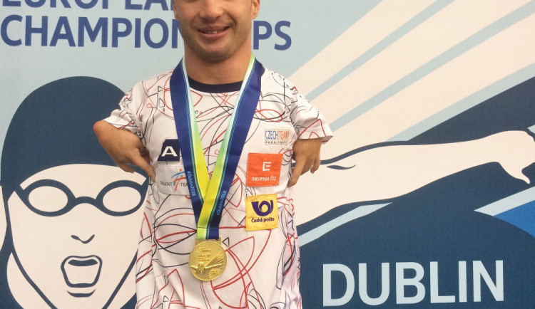 Jihočech Arnošt Petráček je dvojnásobným evropským šampionem