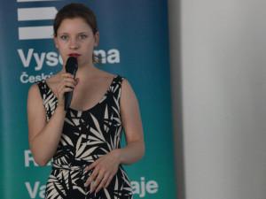 Kateřina Křivánková.