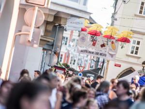 Město lidem, lidé městu se uskuteční v pátek 31. sprna a v sobotu 1. září v Českých Budějovicích.