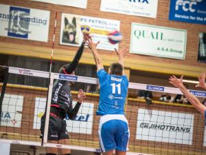 První domácí zápas letošní sezony hráči Jihostroje zvládli.