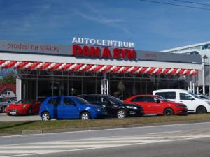 Autocentrum Dan a syn