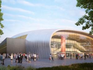 Nová sportovní hala