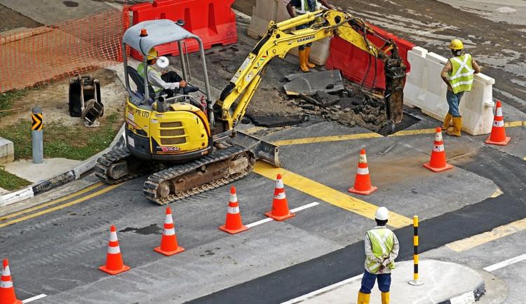 Strakonice opravily za 30 milionů Kč ulici Švandy Dudáka