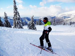 Lyžařské areály na jihu Čech nabízejí nejvíce sněhu za 13 let