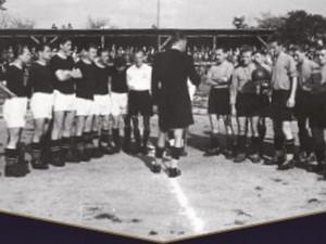 Krajský fotbal slaví 100 let. Jubileum připomene unikátní kniha