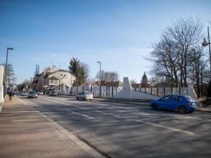 Mánesova ulice projde rekonstrukcí