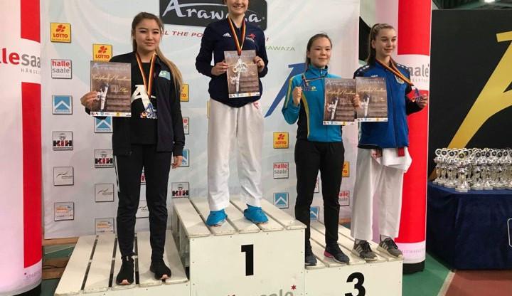 Karatisté zČeských Budějovic slavili úspěchy na mezinárodních soutěžích