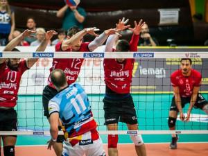 Zápas v Ostravě se Jihostroji povedl.