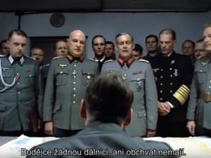 Jak by to vypadalo, kdyby chtěl Adolf Hitler poslat své tanky přes Budějce?