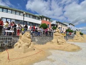Pískoviště v Písku