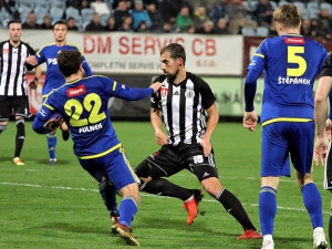 Dynamo hrálo na hřišti Jihlavy nerozhodně.