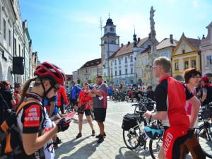 Již tradiční cyklovyjížďka Třeboňská šlapka, která odstartuje cykloturistickou sezónu, se koná vsobotu 18. května.