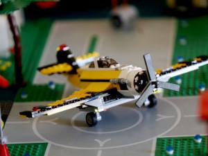 Lego míří do Jihočeského muzea. Zajděte na výstavu Svět kostiček
