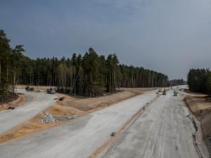 Ředitelství silnic a dálnic může dostavět D3 u Ševětína, soud zamítl žalobu