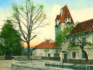 Rabenštejnská hradební věž