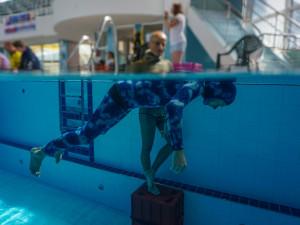 Budějce hostily otevřené AIDA mistrovství České republiky vnádechovém potápění.
