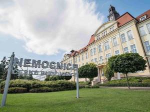 Budějcká nemocnice