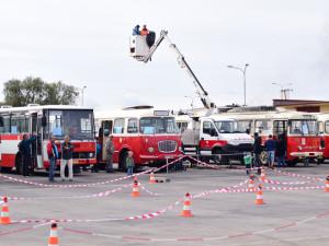Dopravce představí veškerou techniku, se kterou zajišťuje nejen MHD, ale i správu veřejného osvětlení a parkovací službu