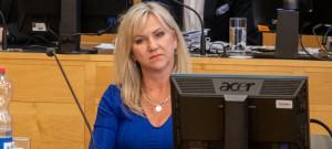 Andrea Nádravská je členkou Rady města.