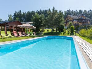 Hotel Slunečná louka je dokonalým zázemím pro vaši dovolenou na Lipně